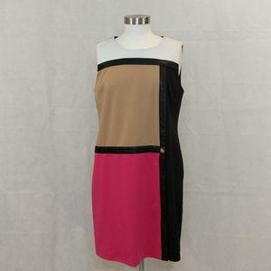Tommy Hilfiger Geometric Dress